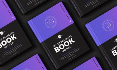 Free-A4-Cover-Presentation-Book-Mockup-Design