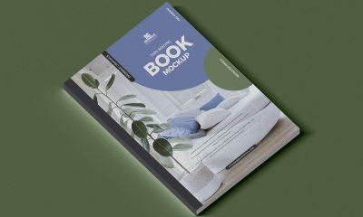 Free-A4-Tape-Binding-Book-Mockup-Design