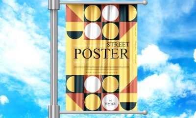 Free-Outdoor-Street-Banner-Poster-Mockup-Design