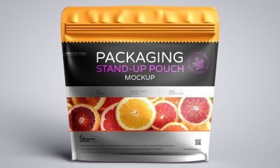 Free-Front-View-Product-Pouch-Packaging-Mockup-Design