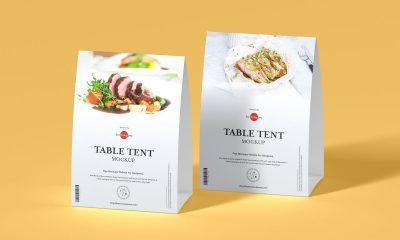 Free-Premium-Branding-Table-Tent-Mockup-Design