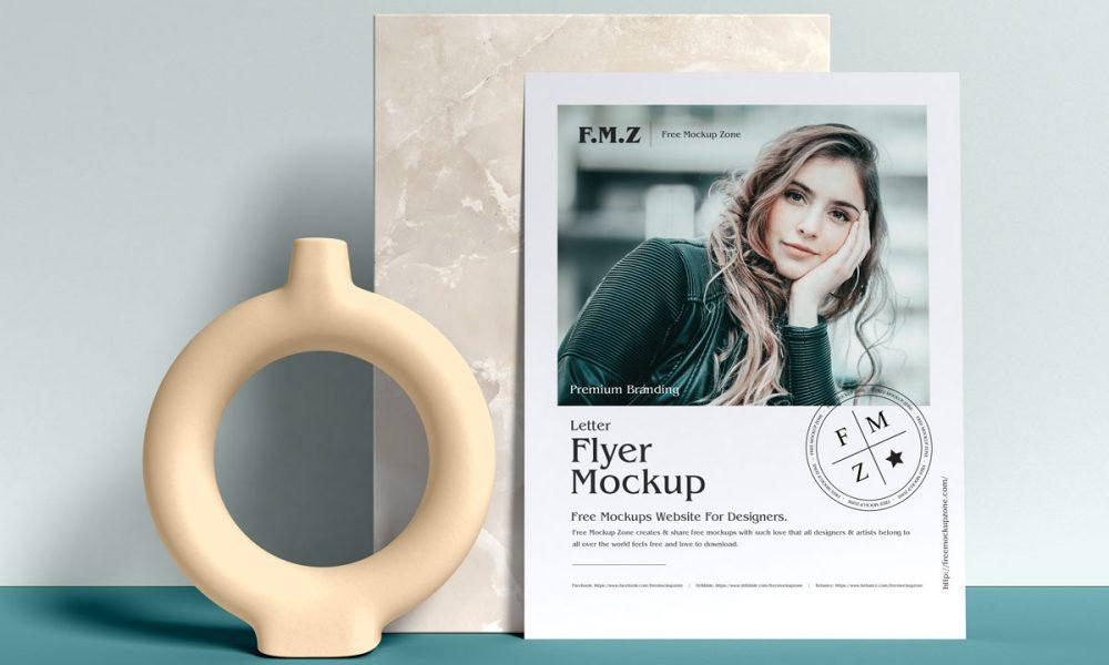 Free-Brand-Letter-Size-Flyer-Mockup-Design