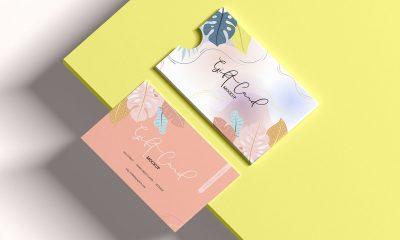 Free-Elegant-Gift-Card-Mockup-Design