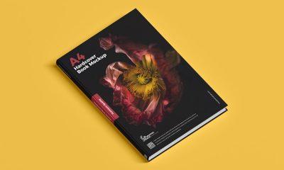 Free-A4-Cover-Branding-Book-Mockup-Design