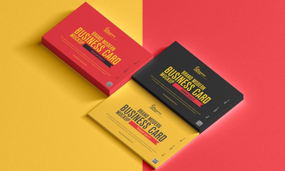 Free-Branding-UK-Size-Business-Card-Mockup-Design