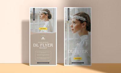 Free-Premium-Standing-Dl-Flyer-Mockup-Design